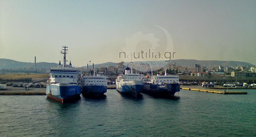 Piraeus Port GA ferries_agoudimos