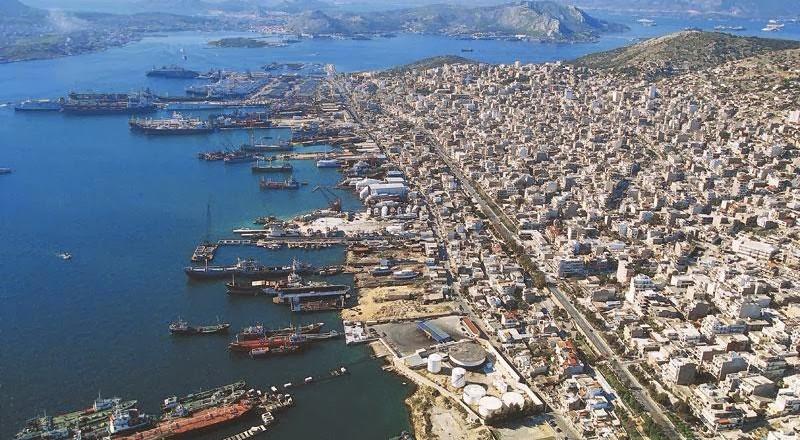 ΟΛΠ, ναυπηγοεπισκευαστική ζώνη