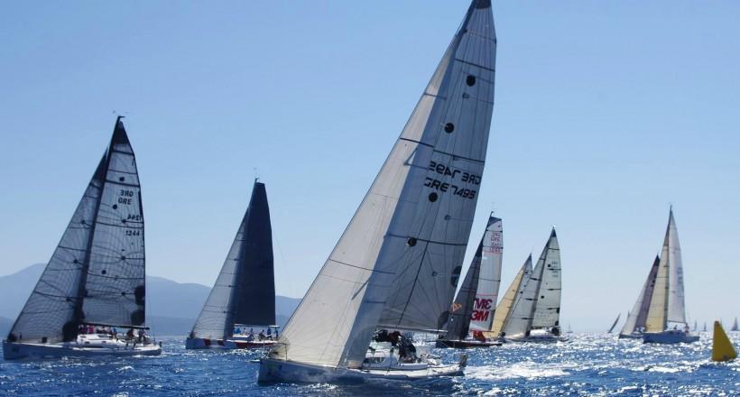 Οι εκδηλώσεις της Αegean Regatta στη Mυτιλήνη