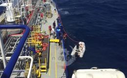 Σκάφος βυθίστηκε νοτιοανατολικά της Μυκόνου