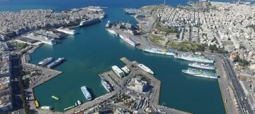 λιμάνι του Πειραιά, Πειραιάς