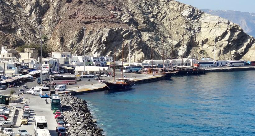Λιμάνι της Σαντορίνης