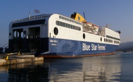 Blue StarFerries