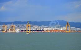 λιμάνι της Θεσσαλονίκης ΟΛΘ