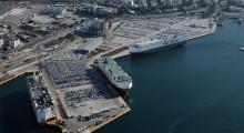 ΟΛΠ, Πειραιάς, Ναυτιλιακά κέντρα, Στάση εργασίας