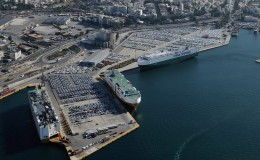 ΟΛΠ, Πειραιάς, Ναυτιλιακά κέντρα, Στάση εργασίας, Πειραιάς