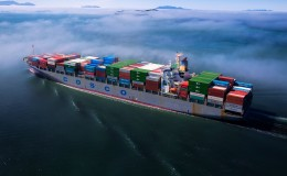 Cosco Yue he_containers_pontoporos