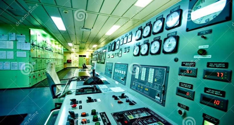 Engine control room_mixanostasio