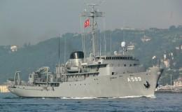 Cesme warship