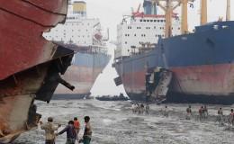 διαλυτήρια πλοίων