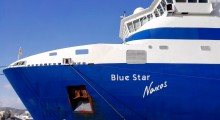 Blue Star Naxos Σύρος