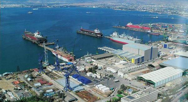 ναυπηγεία Σκαραμαγκά Ελληνικά Ναυπηγεία