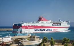 minoan lines Κρήτη