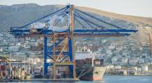 εμπορικά λιμάνια, Λιμάνι του Πειραιά, έλλειμμα ΟΛΠ, Cosco, Πειραιάς