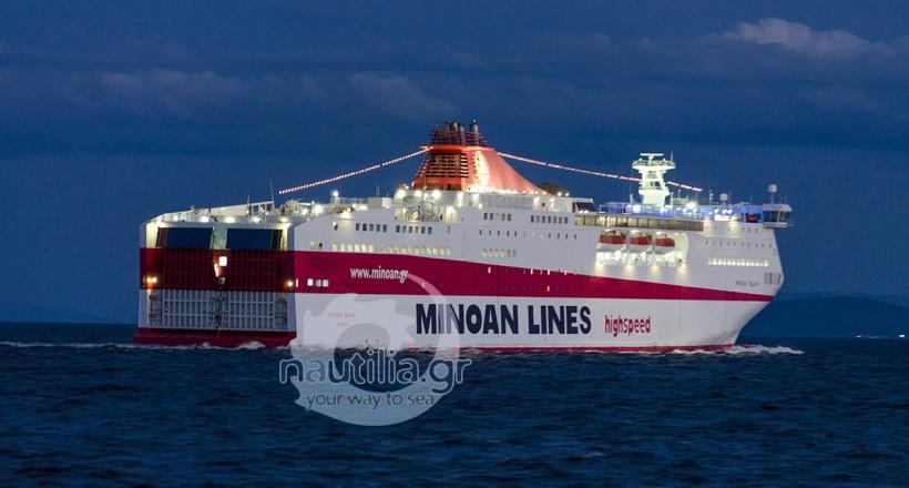 minoan lines