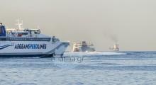 θάλασσες, AEGEAN SPEED LINES, Speedrunner 3