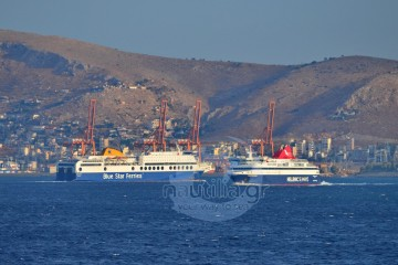Ελληνική ακτοπλοΐα, Hellenic Seaways, Attica Group