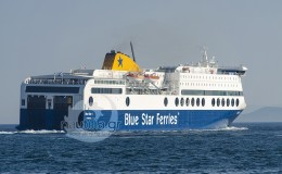 Blue star ferries Attica Group