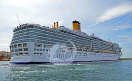 Κρουαζιέρα λιμάνι της Κέρκυρας