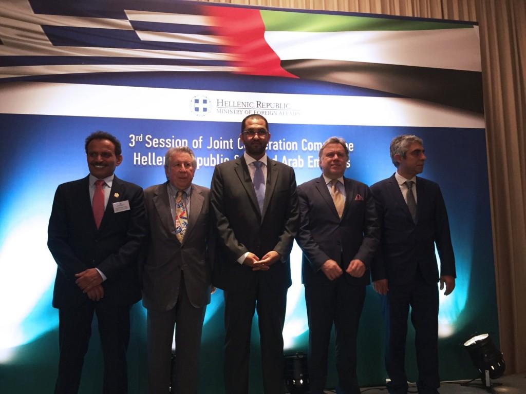 Μνημόνιο Συνεργασίας HELMEPA και Dubai Council for Marine and Maritime Industries