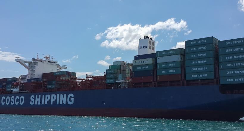 Cosco shipping
