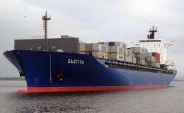 Sagitta containership
