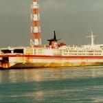 Port of Nagoya Dec. 7 1978 hiromaru