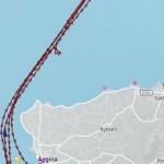 Aegina crash