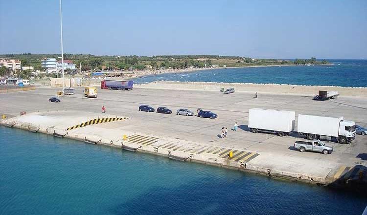 Λιμάνι της Κυλλήνης