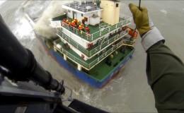 φορτηγό πλοίο Hong Kong