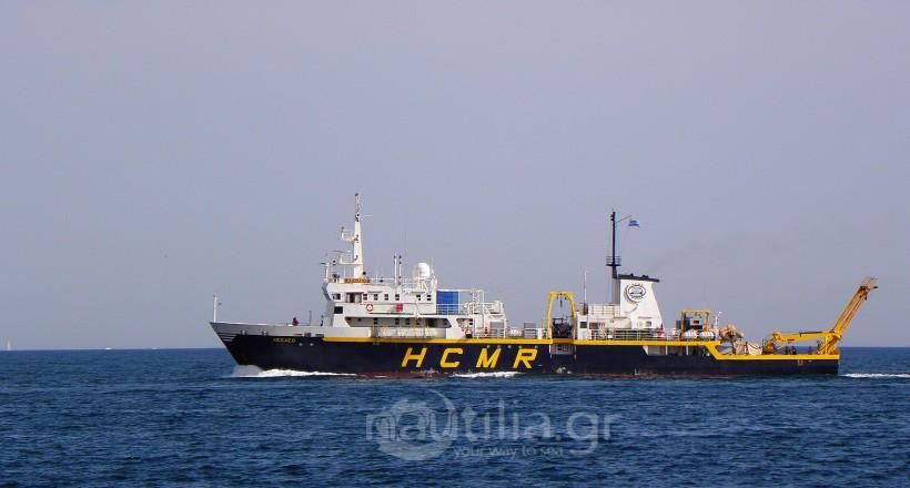 Aigaio, ελκεθε, Ρύπανση, ωκεανογραφικό, Ελληνικό Κέντρο Θαλασσίων Ερευνών