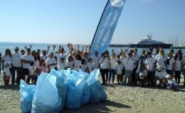 Helmepa καθαρισμός ακτών
