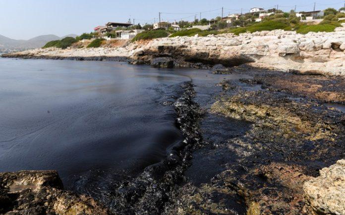 Θαλάσσια ρύπανση Σαρωνικός κόλπος Αγία Ζώνη ΙΙ