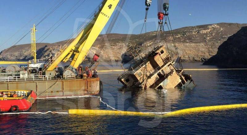 φορτηγό πλοίο Cabrera