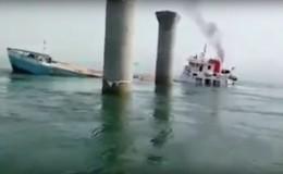 βύθιση φορτηγού πλοίου