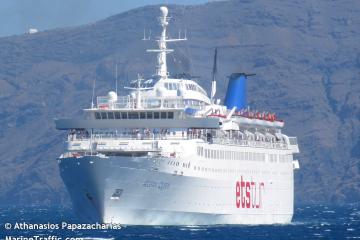 Κρουαζιερόπλοιο Aegean Queen