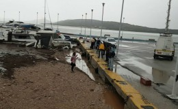 Νέα Πέραμος λιμάνι της Νέας Περάμου