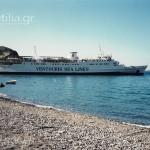 Georgios Express 18-11-1990 Σαντορίνη2