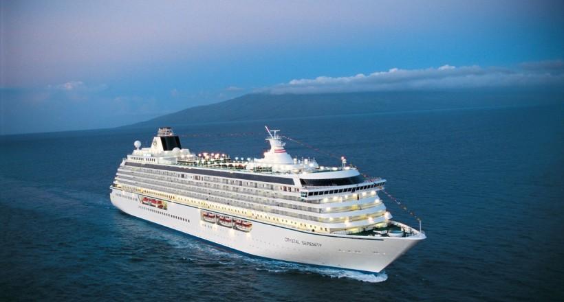 Crystal Cruises κρουαζιέρα