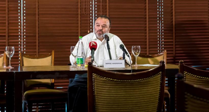 Seajets, Μάριος Ηλιόπουλος