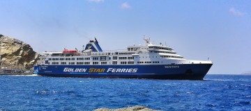 Superferry Golden Star Ferries
