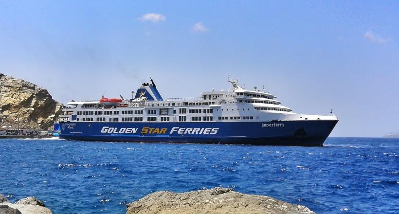 Superferry Golden Star Ferries