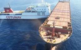 σύγκρουση πλοίων