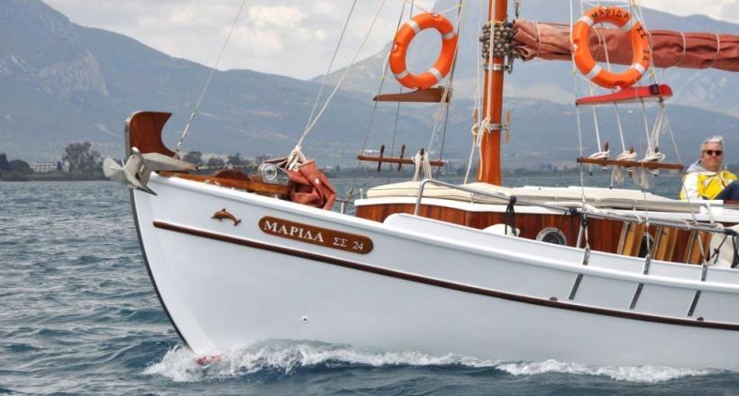 παραδοσιακά σκάφη