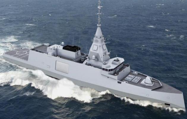 Πολεμικό Ναυτικό, φρεγάτες