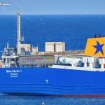 blue carrier paros 6