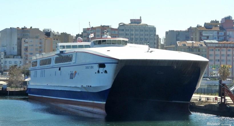 Fast Ferries, TURGUT OZAL