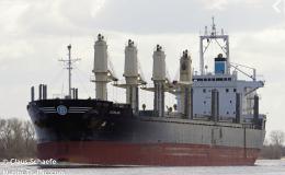 Aeolos, φορτηγό πλοίο, ακυβέρνητο