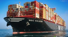 Containership, MSC Gulsun