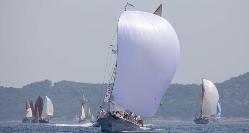 Spetses Yacht Regatta 2021 ©Nikos Alevromytis